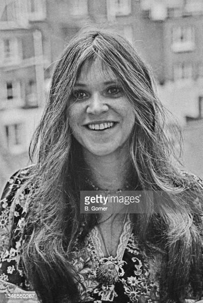 American singer-songwriter Melanie , UK, 19th June 1974.