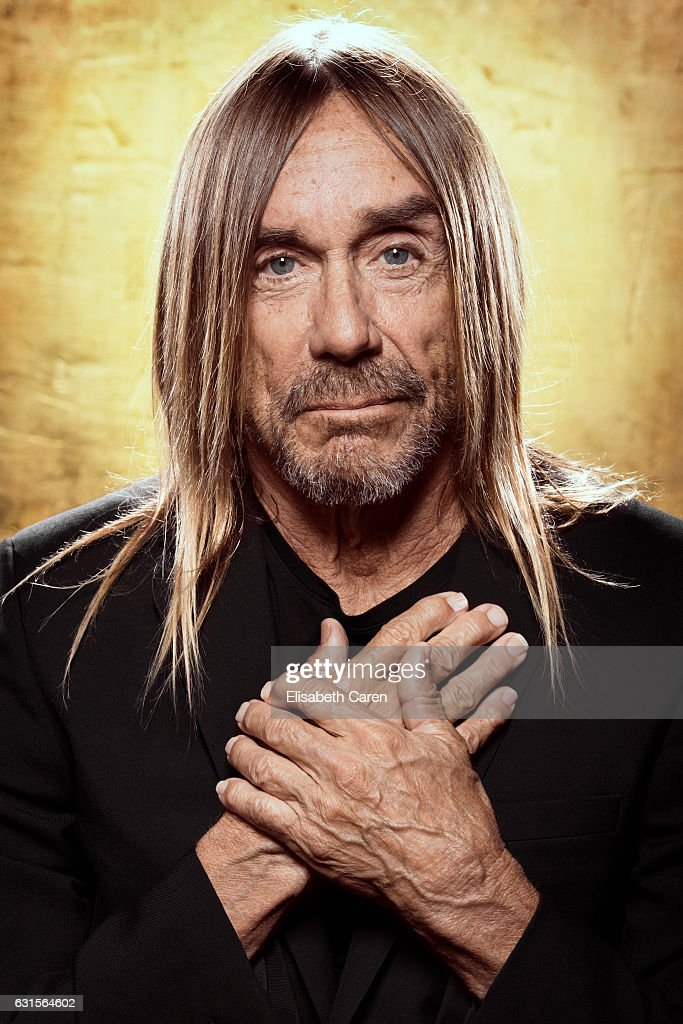 Iggy Pop, The Wrap, December 22, 2016
