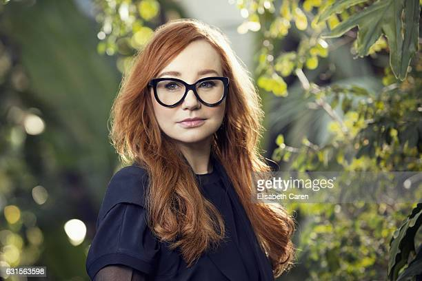 American singersongwriter pianist and composer Tori Amos is photographed for The Wrap on December 2 2016
