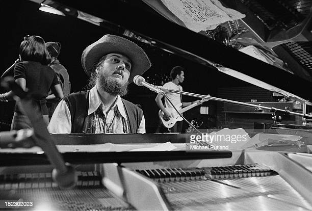 American singer-songwriter, pianist and guitarist, Dr. John performing at the Montreux Jazz Festival in Montreux, Switzerland, 1st July 1973.