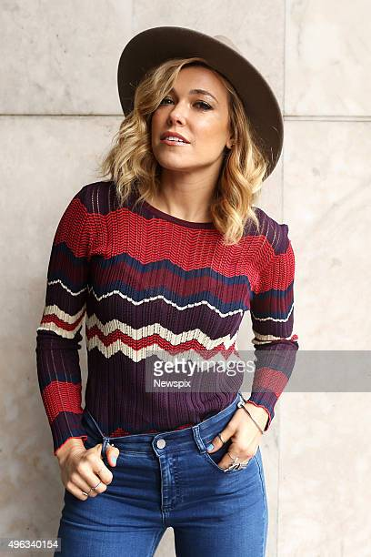 American singersongwriter Rachel Platten poses during a photo shoot at the Pullman Hotel in Sydney New South Wales