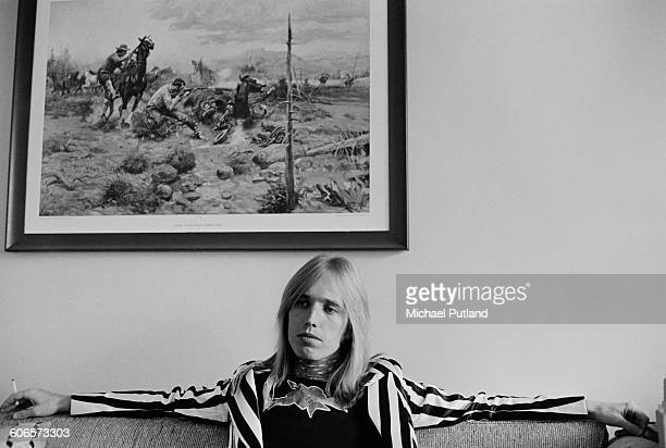 American singersongwriter Tom Petty USA 10th March 1977