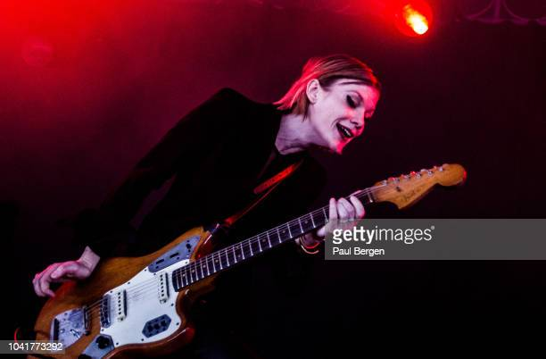 American singersongwriter Trixie Whitley performs at Lowlands festival Biddinghuizen Netherlands 18th August 2018
