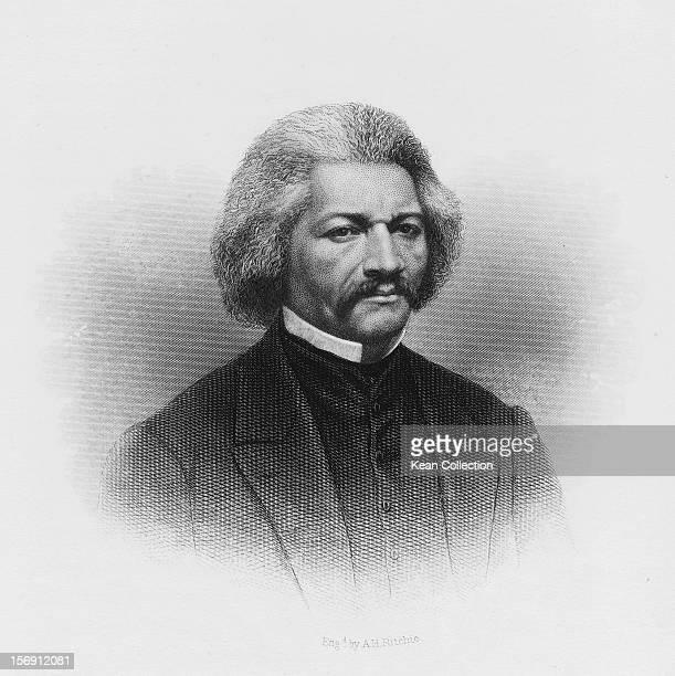 American social reformer Frederick Douglass circa 1860 Having escaped from slavery he dedicated himself to the abolitionist movement as a writer and...