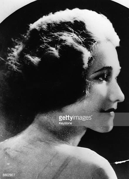 American socialite Wallis Simpson She later became Duchess of Windsor after her marriage to Edward VIII