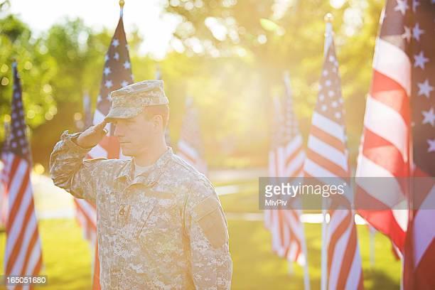 Amerikanische Soldaten