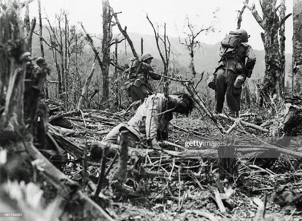 WW II Philippines : ニュース写真