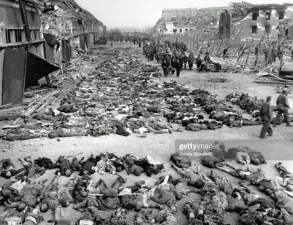 WW II Germany Camps : News Photo