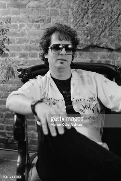 American songwriter and record producer Al Kooper circa 1970