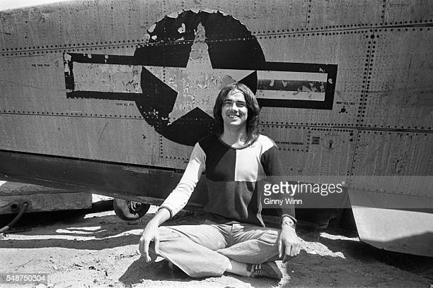 American Songwriter composer and singer Jimmy Webb poses for a photo in 1973 in Los Angeles California