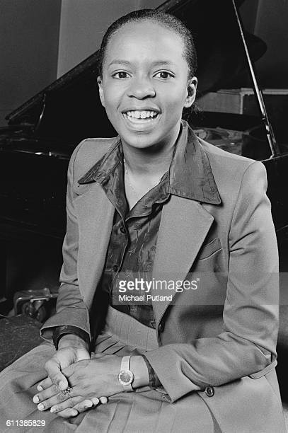 American soul and R B singersongwriter Betty Wright USA 9th April 1978