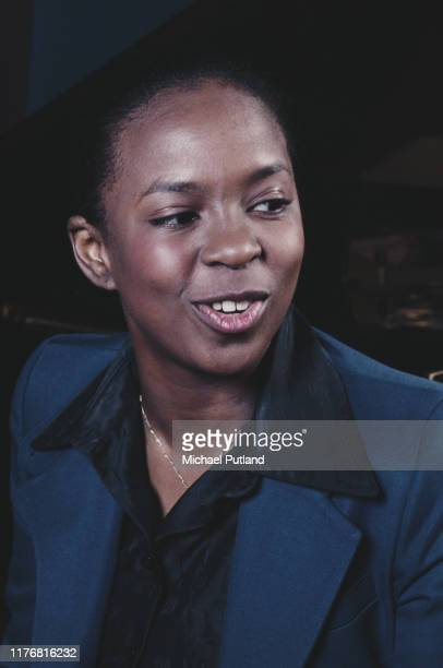 American soul and RB singer and songwriter Betty Wright USA 9th April 1978