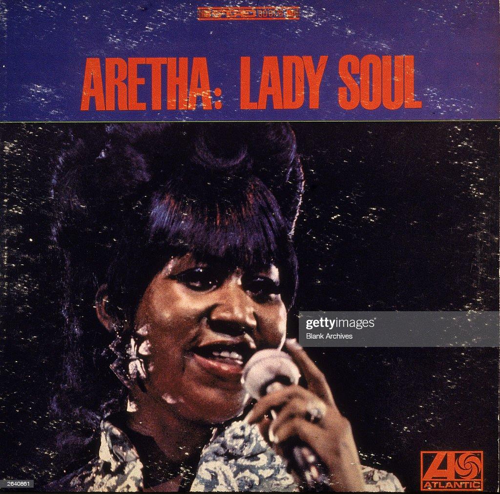 'Lady Of Soul' Album Cover : ニュース写真