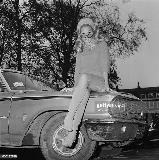 American soul singer Chris Clark UK 27th November 1967