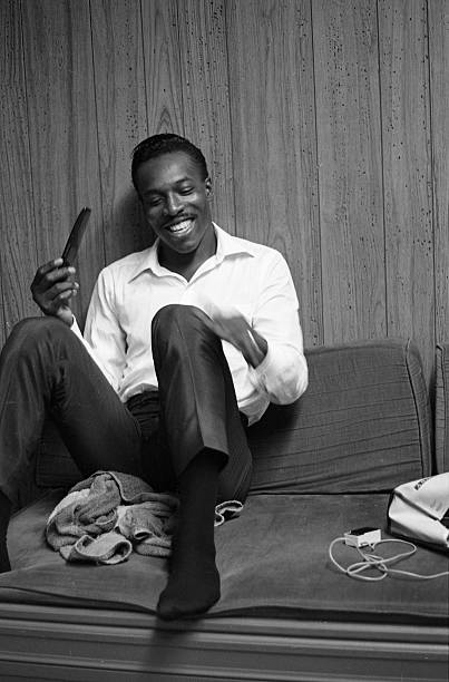 Wilson Pickett Backstage At The Apollo