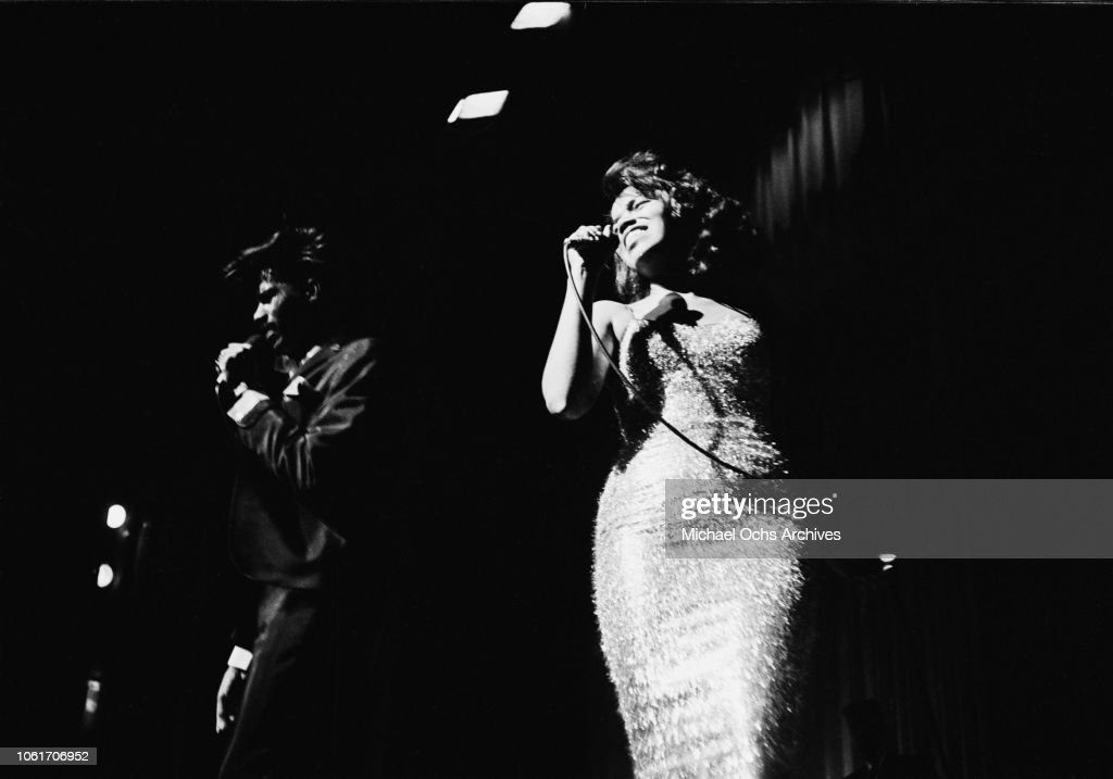 American Soul Singers Inez And Charlie Foxx Perform At The Apollo News Photo Getty Images
