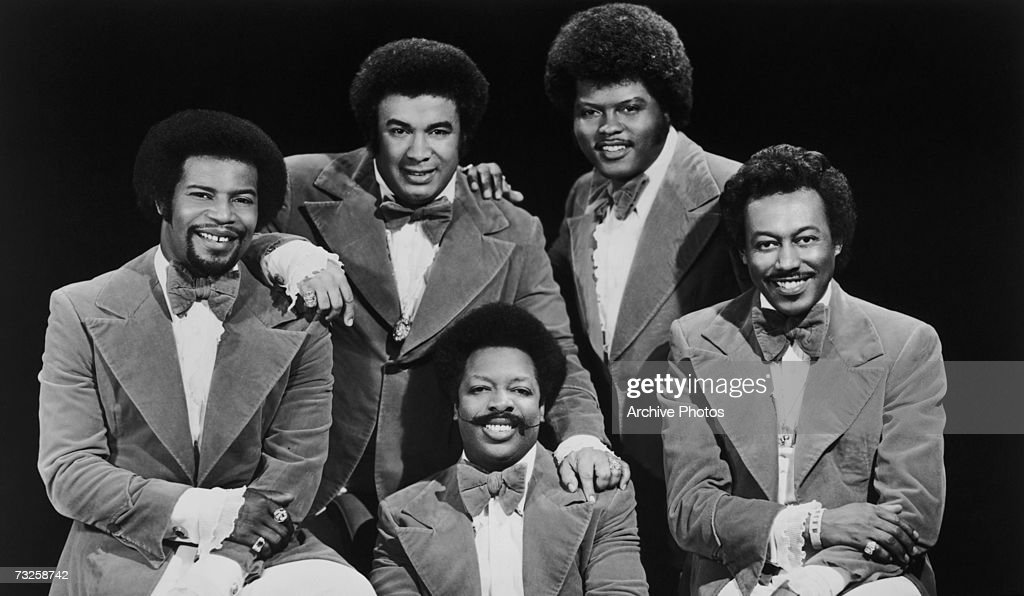 The Spinners : News Photo
