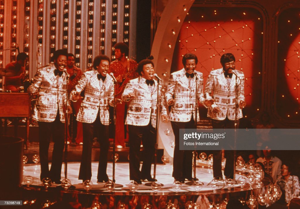 The Spinners On NBC : News Photo
