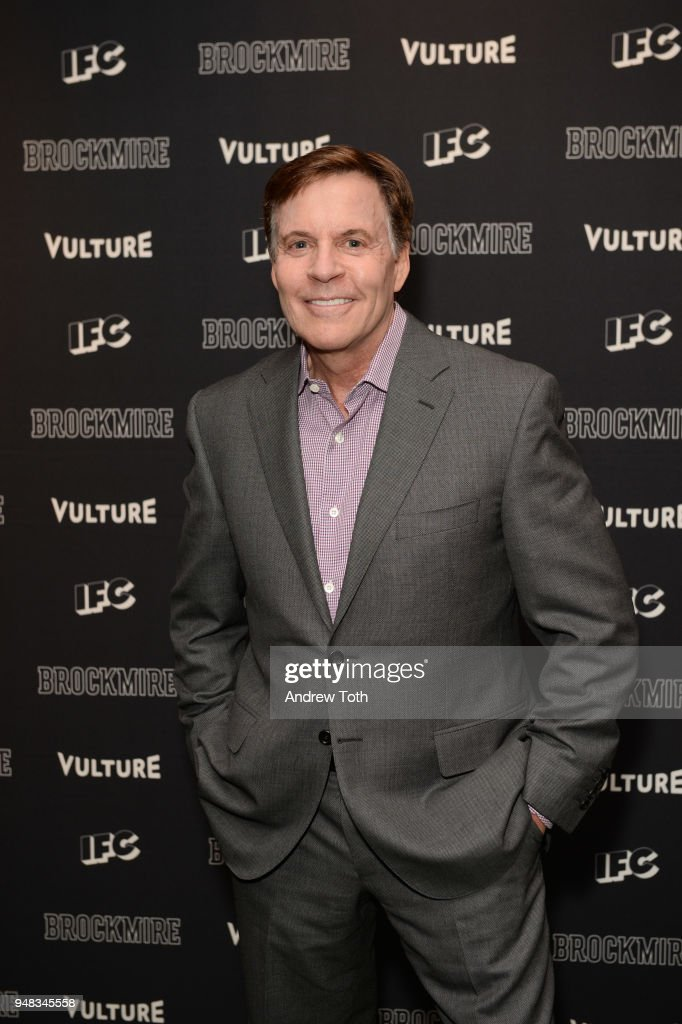 American sportscaster Bob Costas attends the Vulture + IFC celebrate the Season 2 premiere of 'Brockmire' at Walter Reade Theater on April 18, 2018 in New York City.