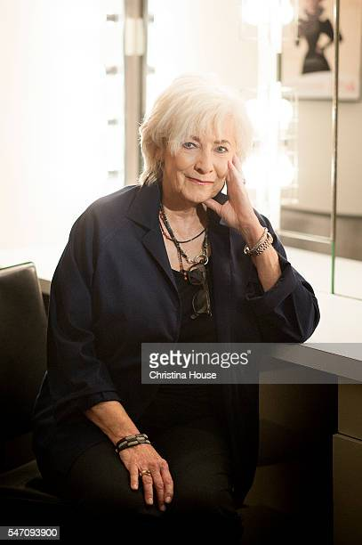 American stage film and television actress and singer Betty Buckley is photographed for Los Angeles Times on June 20 2016 in Los Angeles California