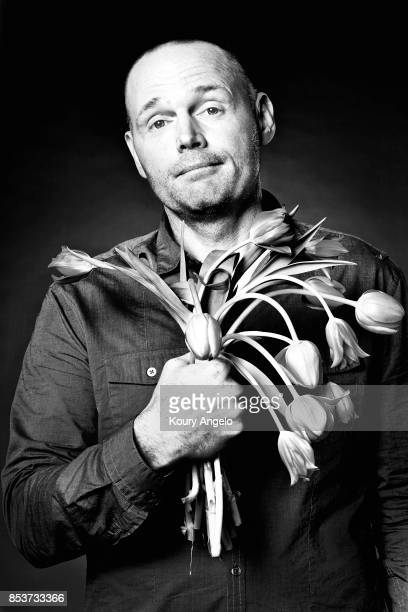 American standup comedian actor and writer Bill Burr is photographed for Netflix on November 10 2014 in Los Angeles California