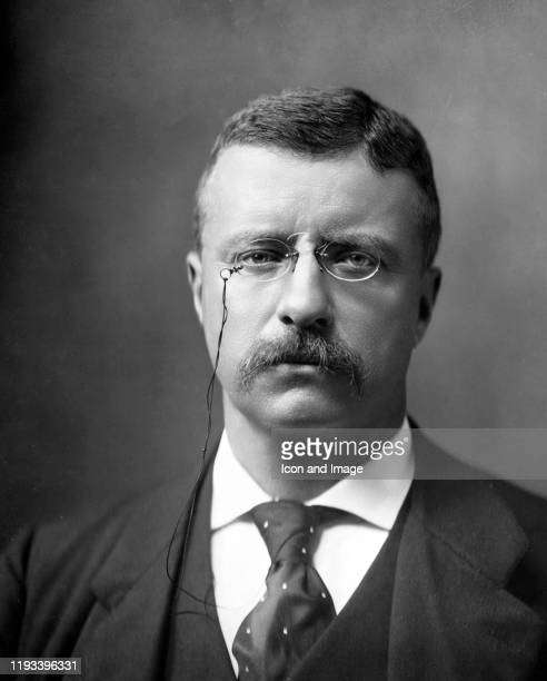 American statesman, politician, conservationist, naturalist, and writer who served as the 26th president of the United States, Theodore Roosevelt,...