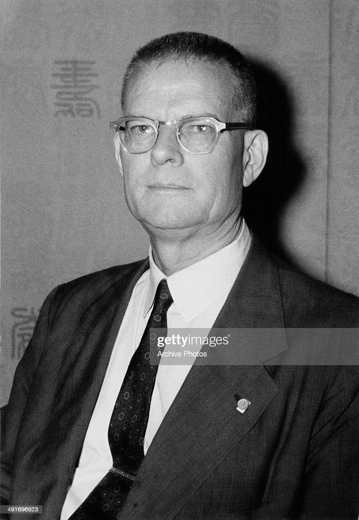 W. Edwards Deming In Japan : News Photo