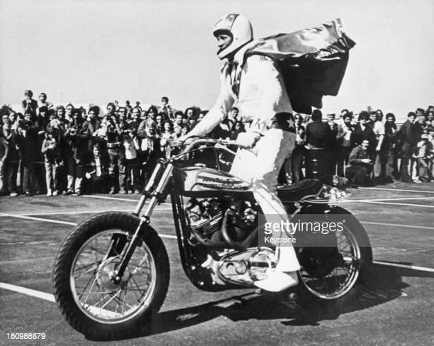Evel Knievel Harley Davidson Xl1000: Harley Davidson Imagens E Fotografias