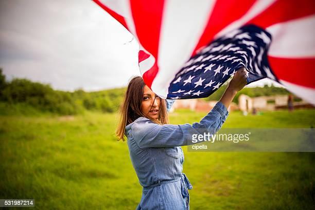 American sweet heart
