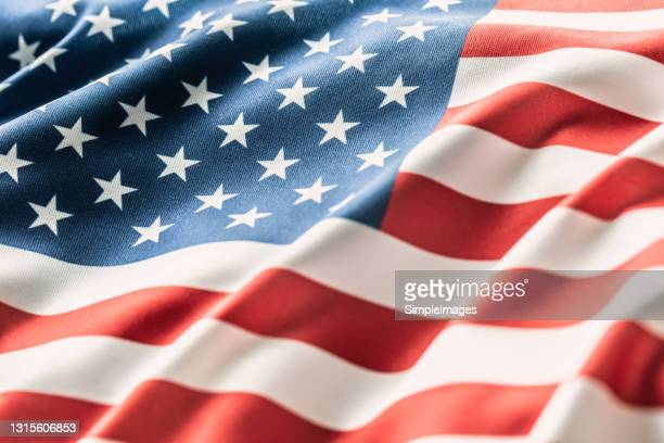 american symbol of 4th of july independence day democracy and patriotism. - stars and stripes stock pictures, royalty-free photos & images