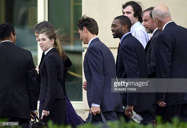 American Taliban John Walker Lindh's sister Naomi mother Linda lawyer George Harris Tony West brother Connell Lindh father Frank Lindh and lead...