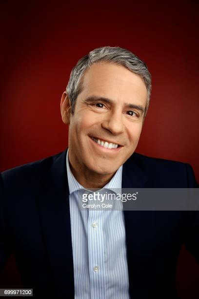 American talk show and radio host author and producer Andy Cohen is photographed for Los Angeles Times on March 21 2017 in New York City PUBLISHED...