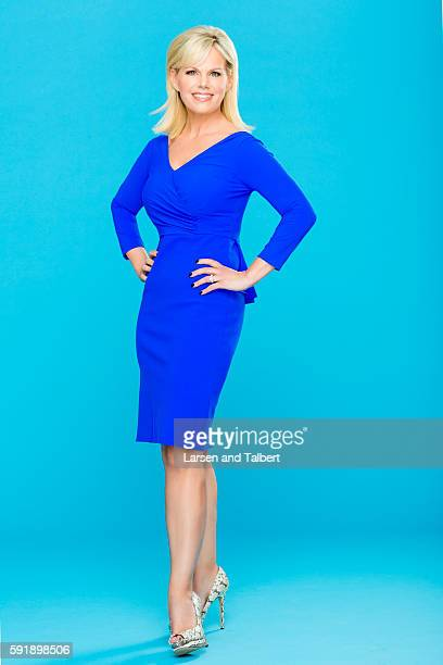 American television commentator and author Gretchen Carlson is photographed for First For Women on November 4 2015 in New York City