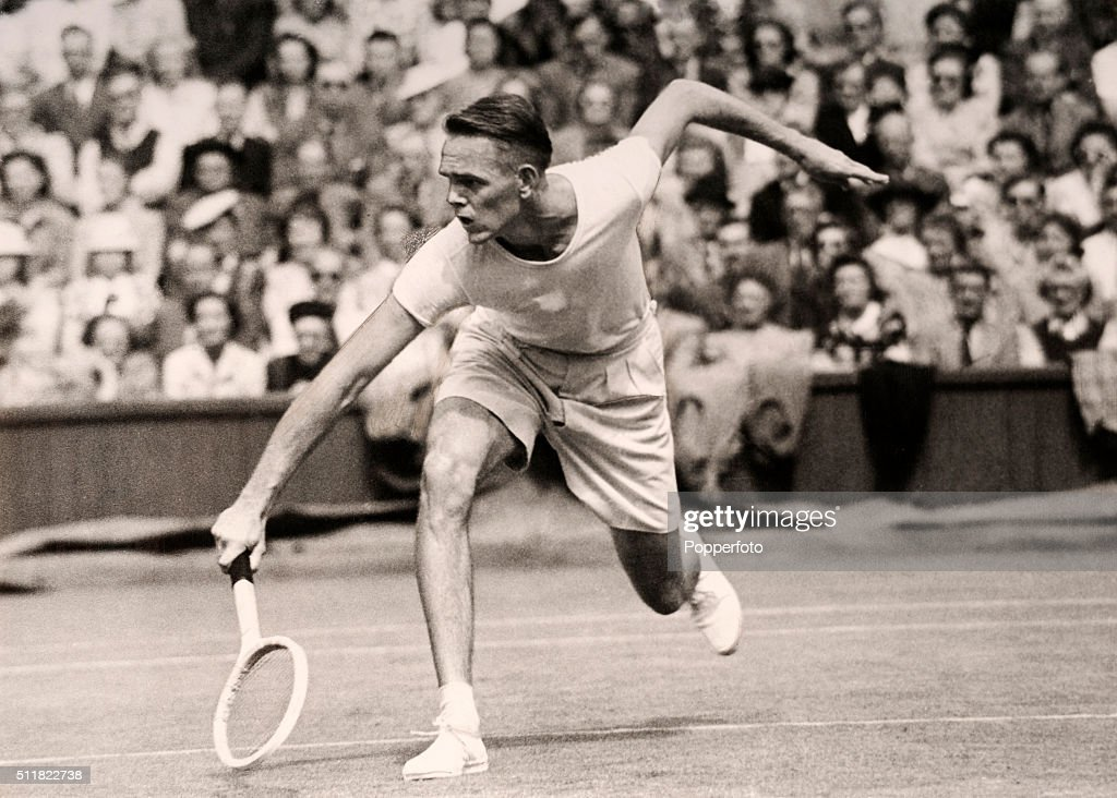 Jack Kramer - Wimbledon : News Photo