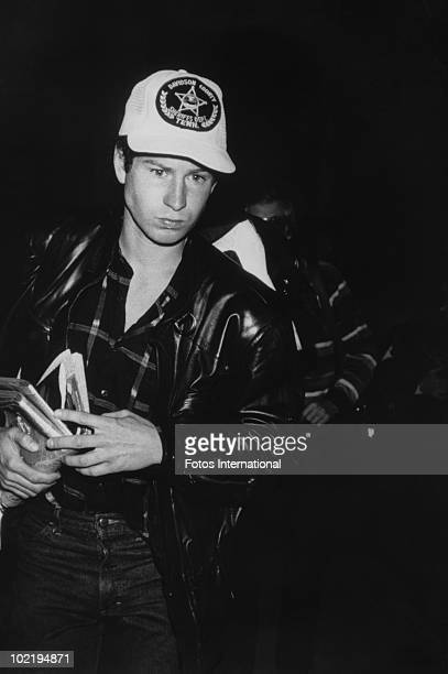 American tennis player John McEnroe Los Angeles circa 1985
