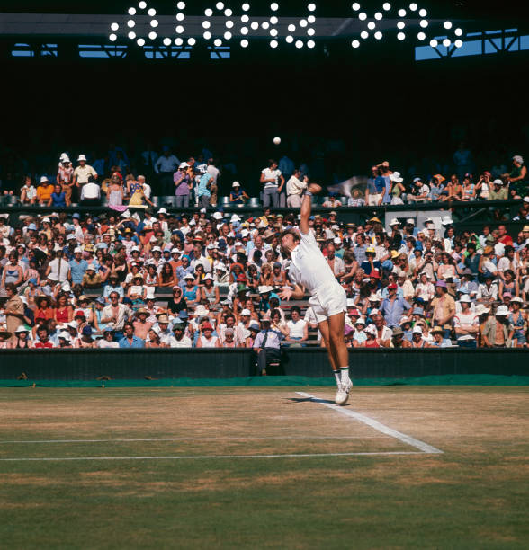 Tanner At Wimbledon Wall Art