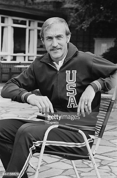 American tennis player Stan Smith at the Hurlingham Club preWimbledon party London UK 20th June 1971