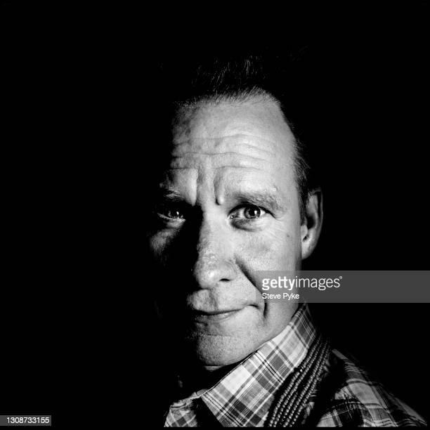 American theatre director, Peter Sellars, San Francisco, November 2006.