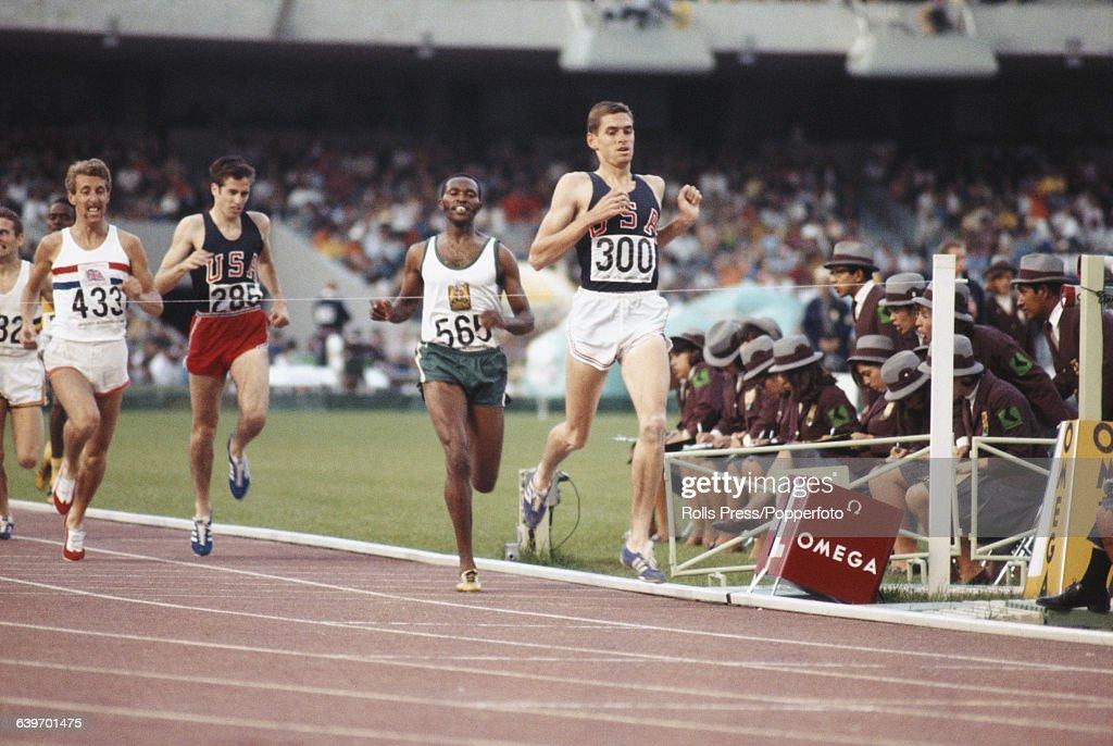 Men's 400 Metres At XIX Summer Olympics : News Photo