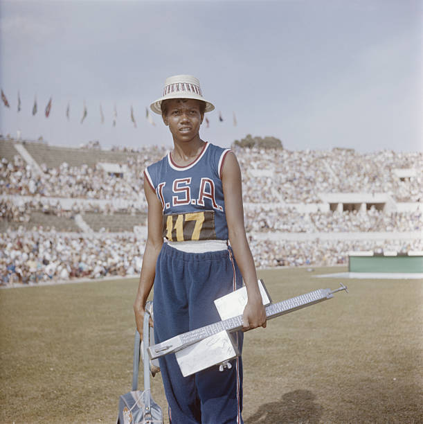 UNS: Game Changers - Wilma Rudolph