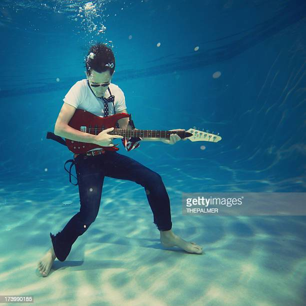 american underwater rock and roll