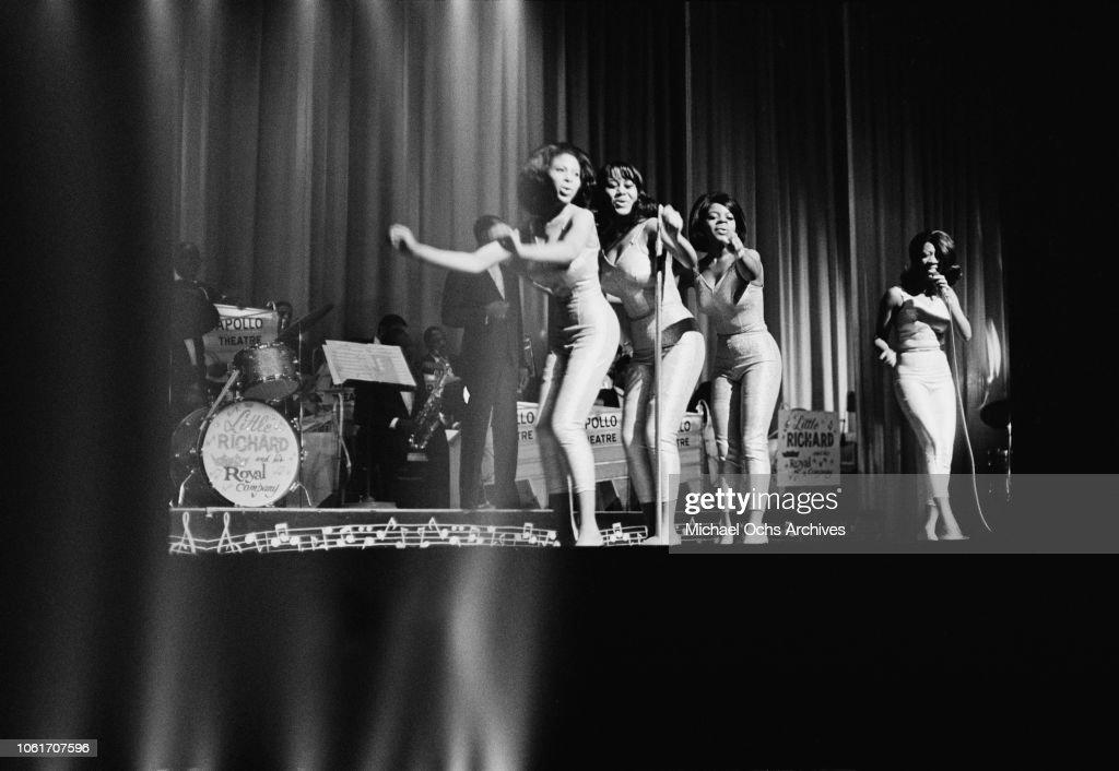 Patti Labelle And The Bluebelles : News Photo
