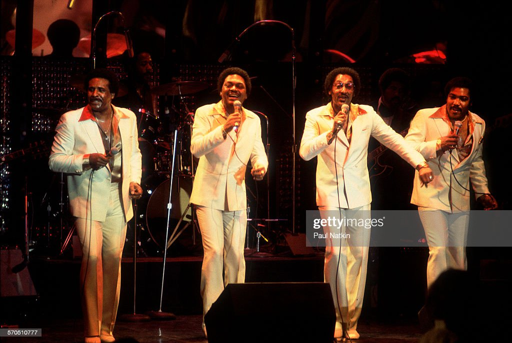 The Four Tops At Park West : News Photo