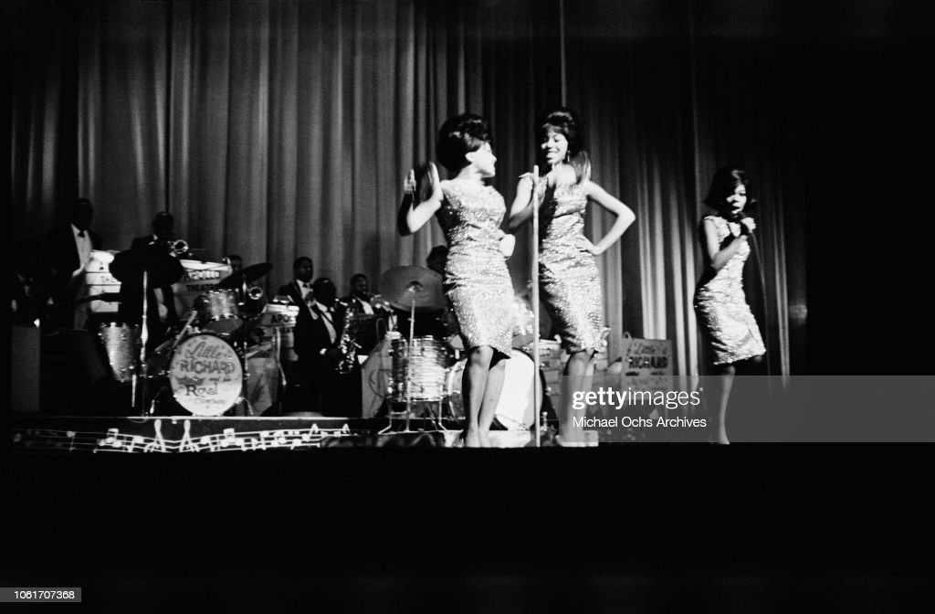 The Marvelettes : News Photo