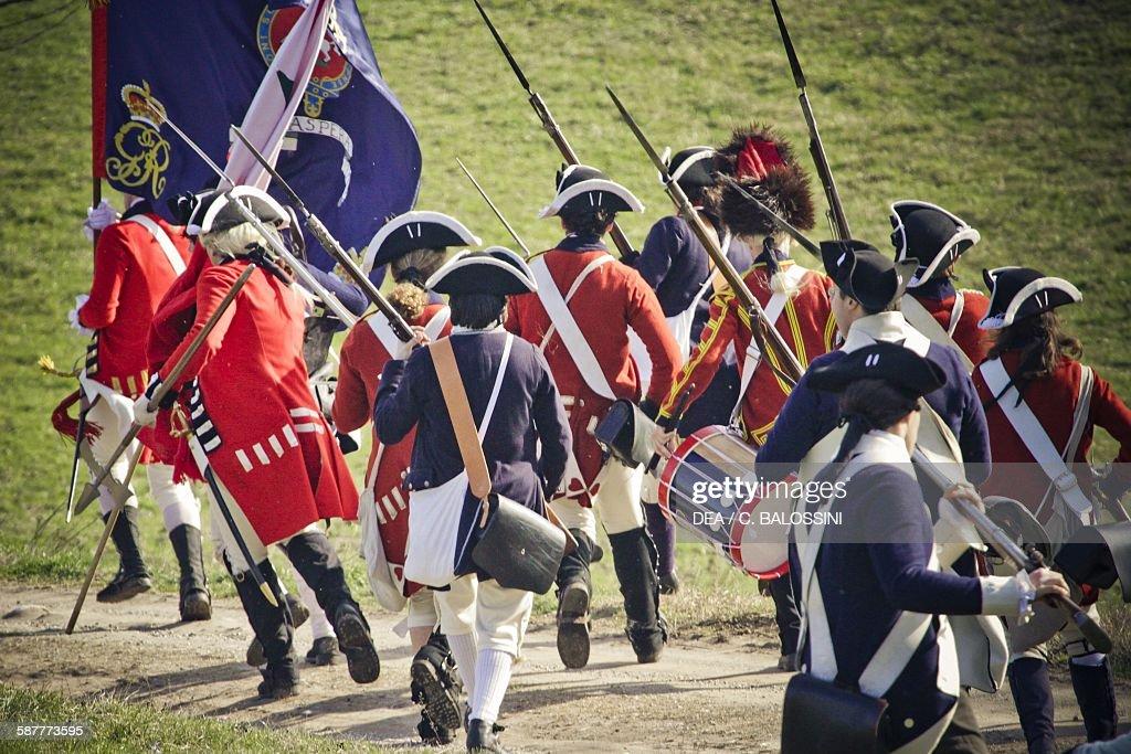American Revolution British Army