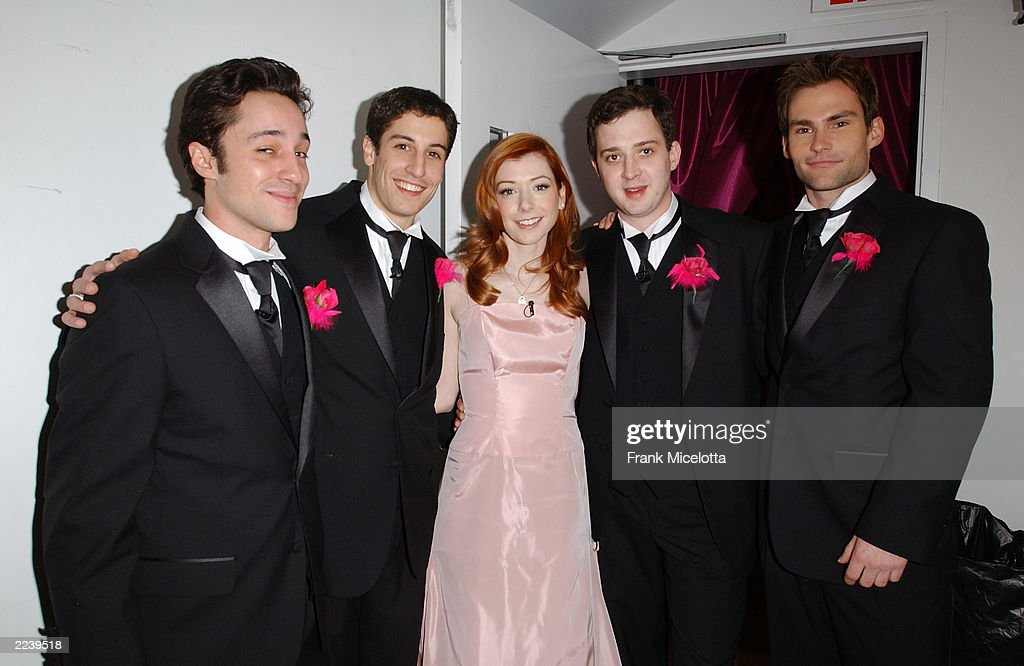 American Wedding Cast.American Wedding Cast Thomas Ian Nicholas Jason Biggs Alyson