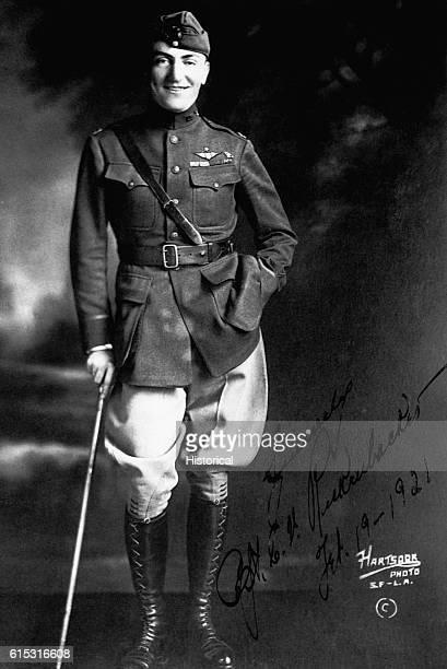 American World War I flying ace Eddie Rickenbacker had 26 victories