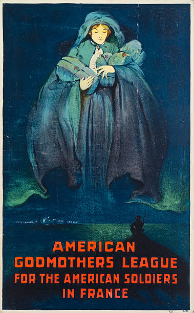 American Godmothers League Poster