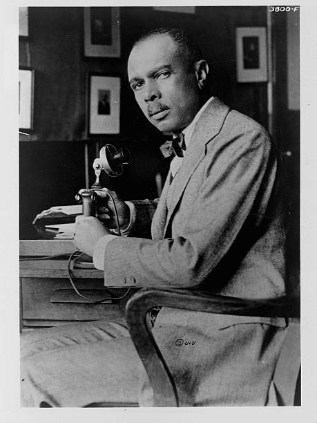 UNS: In The News: James Weldon Johnson