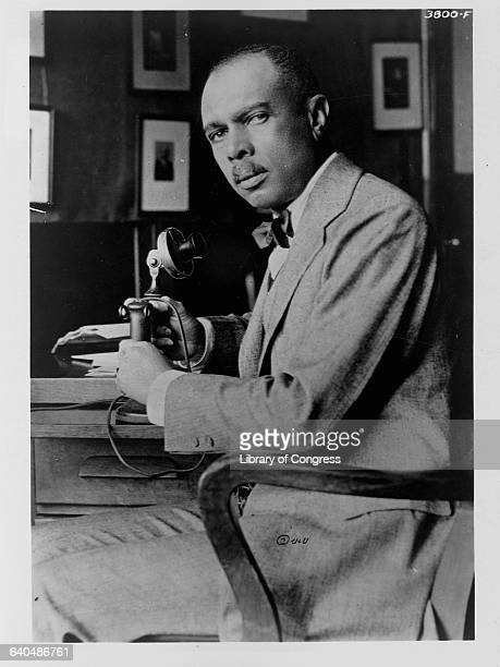 Writer and educator James Weldon Johnson was one of the founders of the NAACP and served as the group's secretary from 19161930